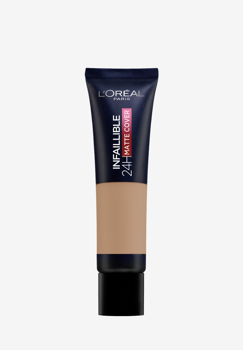 L'Oréal Paris - INFAILLIBLE 24H MATTE COVER - Foundation - 320 caramel/toffee