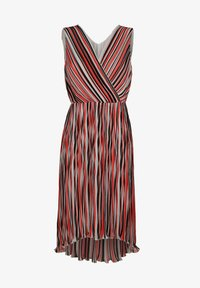 Alba Moda - Day dress - rot/koralle/weiß - 7
