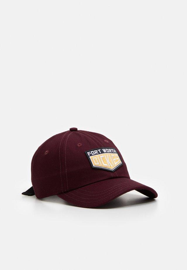 WISNER UNISEX - Cap - maroon