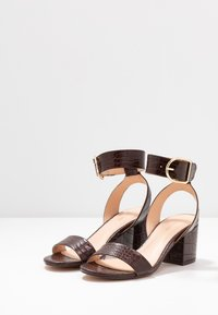 Even&Odd - Sandalias - brown - 4