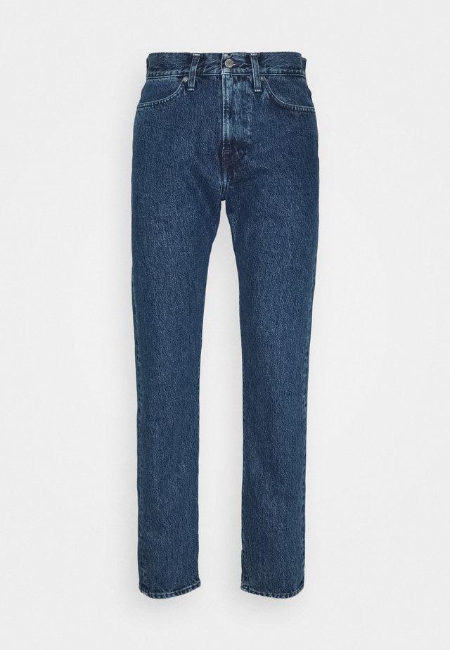 ZAKAI PANT - Jeans a sigaretta - marble light stone arctic blue
