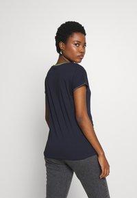 Esprit - CORE - T-Shirt print - navy - 2
