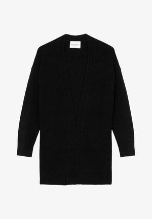 LONGSLEEVE - Cardigan - black