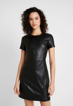 ONLMIA DRESS - Shift dress - black