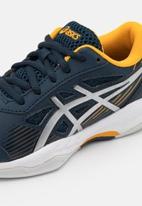 ASICS - GEL-GAME 8 UNISEX - Multicourt tennis shoes - french blue/pure silver - 5