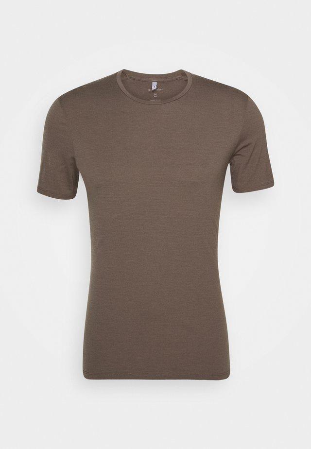 ANATOMICA  - Basic T-shirt - driftwood