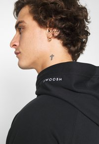 Nike Sportswear - HOODIE - Hoodie - black/white - 3