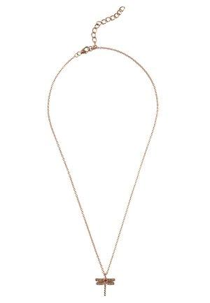 Necklace - or rosé