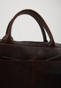 Strellson - COLEMAN - Briefcase - dark brown - 5