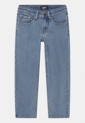 ANDY - Relaxed fit jeans - light blue denim