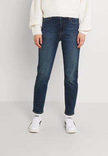 CAROL - Straight leg jeans - dark de niro