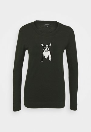 NOVELTY TEDDIE FRENCHIE - Jumper - french bulldog