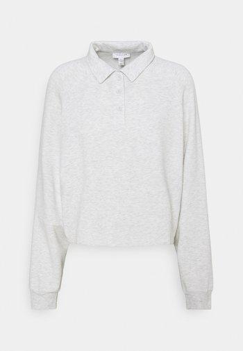 RUGBY - Sweatshirt - light grey melange