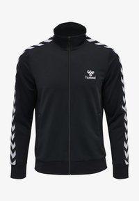 Hummel - Zip-up hoodie - black - 3