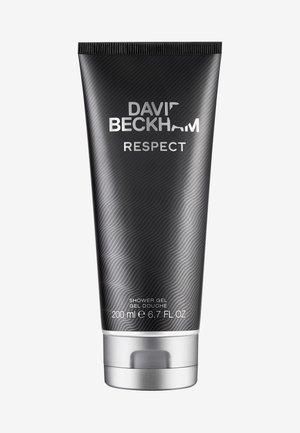 DAVID BECKHAM RESPECT DUSCHGEL - Douchegel - -