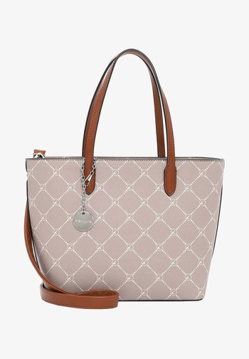 ANASTASIA - Shopping bag - taupe