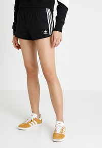 adidas Originals - Shorts - black - 0