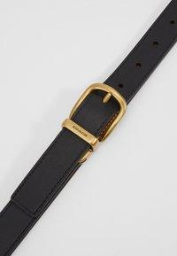 Coach - Cintura - black/saddle - 5