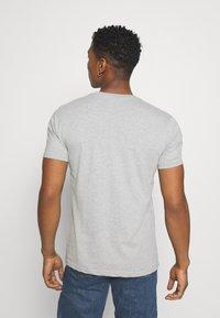 Ellesse - JACE - T-shirt z nadrukiem - grey - 2
