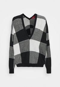 SAGGIARE - Jumper - black pattern