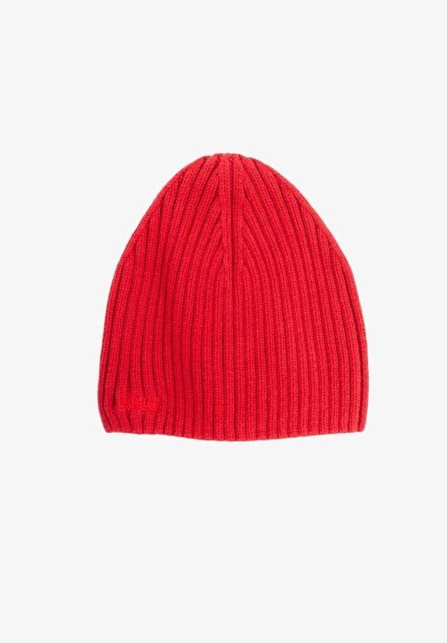 Bonnet - rouge