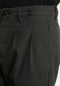 Gabba - FIRENZE  - Trousers - dark green - 5
