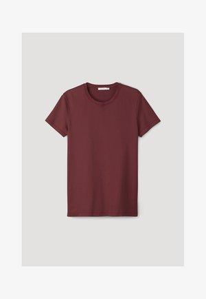 T-paita - rotbraun