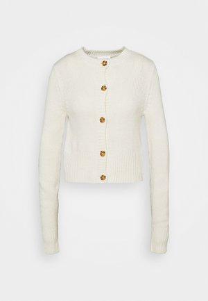 PAMELA CARDIGAN - Cardigan - off white