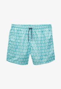 Massimo Dutti - Swimming shorts - light blue - 0