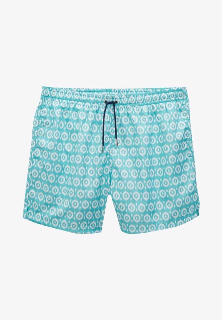 Massimo Dutti - Swimming shorts - light blue