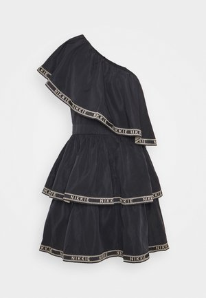NYNKE DRESS - Day dress - black