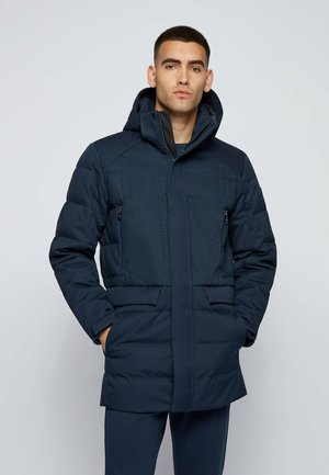 J_ZORN - Down coat - dark blue