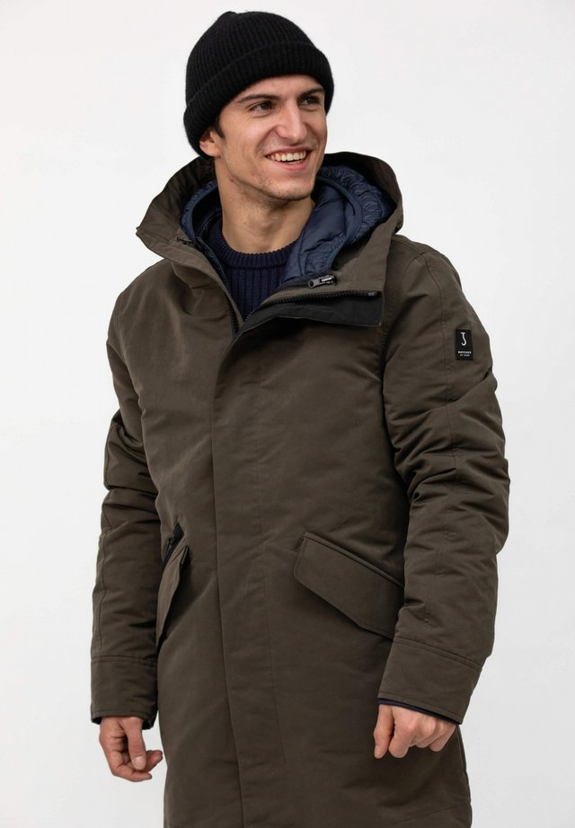 3 IN 1 - Parka - oak green
