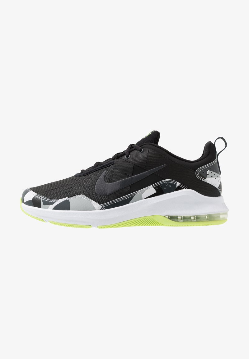Nike Performance - AIR MAX ALPHA TRAINER 2 - Sports shoes - black/dark smoke grey/ghost green/photon dust/smoke grey/sapphire