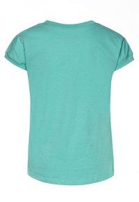 Patagonia - GRAPHIC ORGANIC  - Print T-shirt - light beryl green - 1