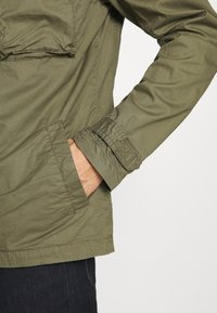 Schott - Summer jacket - khaki - 5