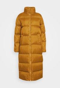 Part Two - EDLA - Down coat - bronze brown - 4