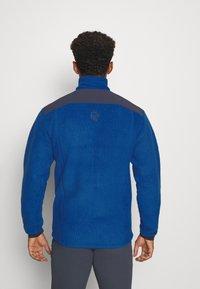 Norrøna - TROLLVEGGEN THERMAL PRO JACKET - Fleece jacket - blue - 2