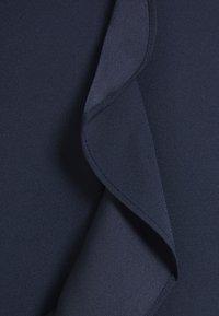 BCBGMAXAZRIA - EVE SHORT DRESS - Koktejlové šaty/ šaty na párty - navy - 2