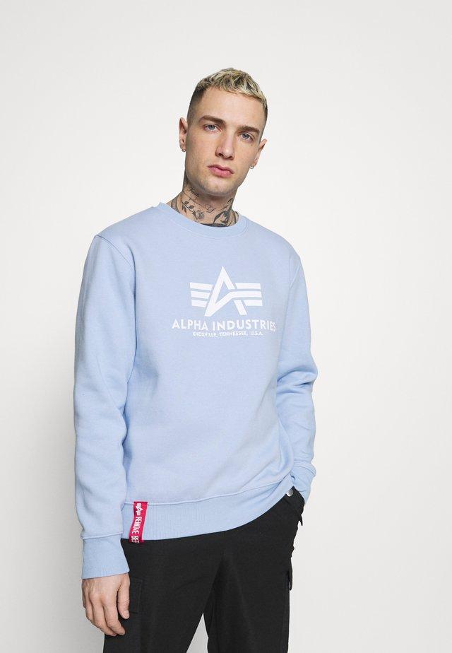 BASIC - Sweatshirt - light blue