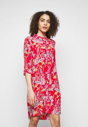 PRITA - Shirt dress - mediumred