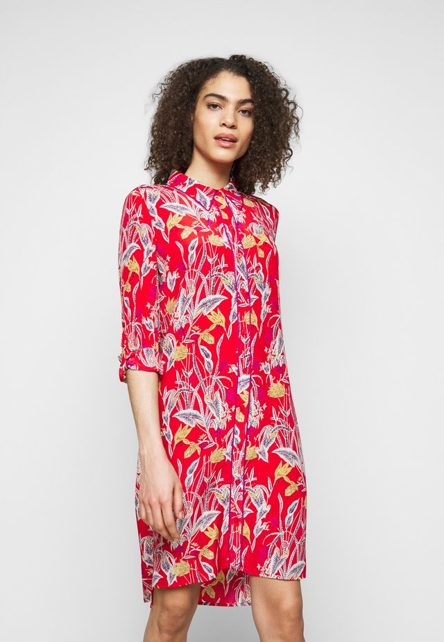 PRITA - Robe chemise - mediumred