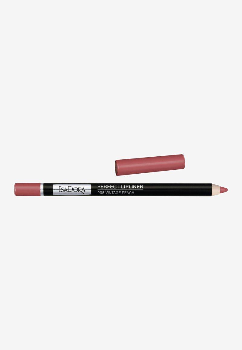 IsaDora - PERFECT LIPLINER - Lip liner - vintage peach