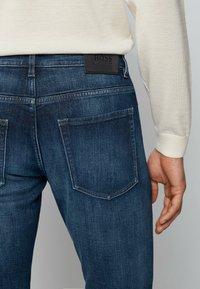 BOSS - DELAWARE - Slim fit jeans - blue - 3