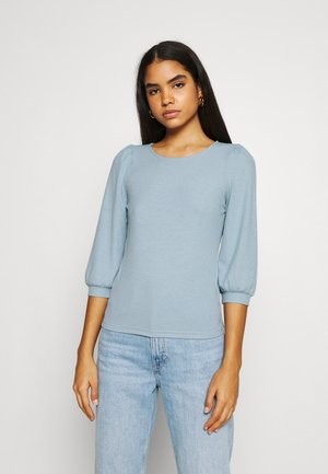 VMFRANCA - Long sleeved top - blue fog