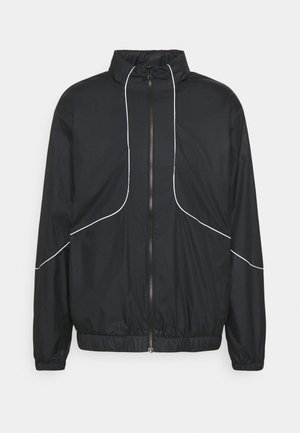 TRACK JACKET UNISEX - Training jacket - black