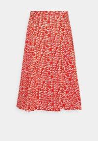 Seidensticker - A-line skirt - rot - 1