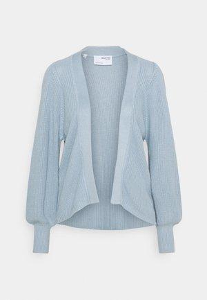 SLFEMMY CARDIGAN  - Cardigan - cashmere blue
