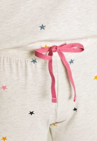 Marks & Spencer London - STAR & HEART SET - Pyjamas - oatmeal - 5