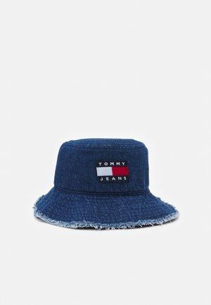 BUCKET HAT - Sombrero - blue
